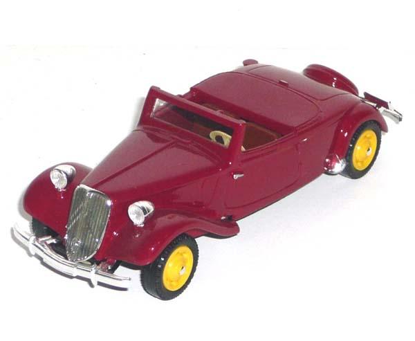 La 15/6 cabriolet 1939 en miniature V_100113