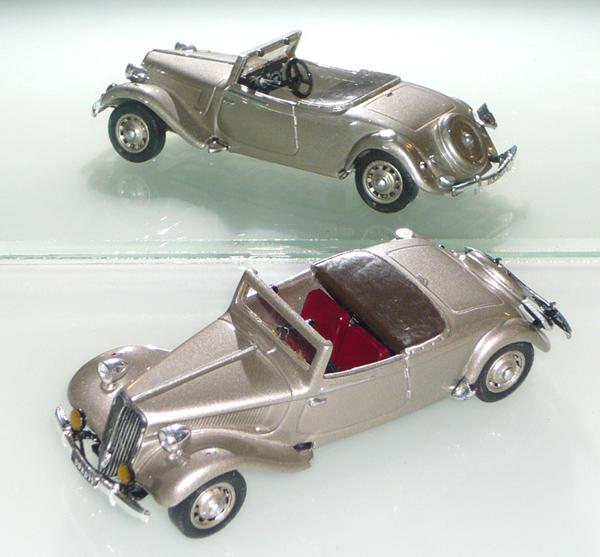 La 15/6 cabriolet 1939 en miniature Verem_17
