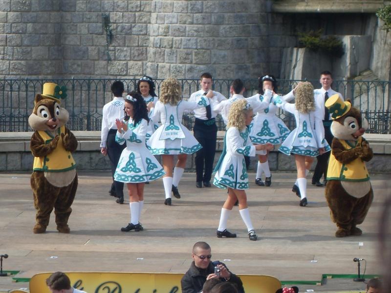 La St Patrick Day le 17 mars et le Welsh festival  (7 au 9 mars 2014) Sdc10311
