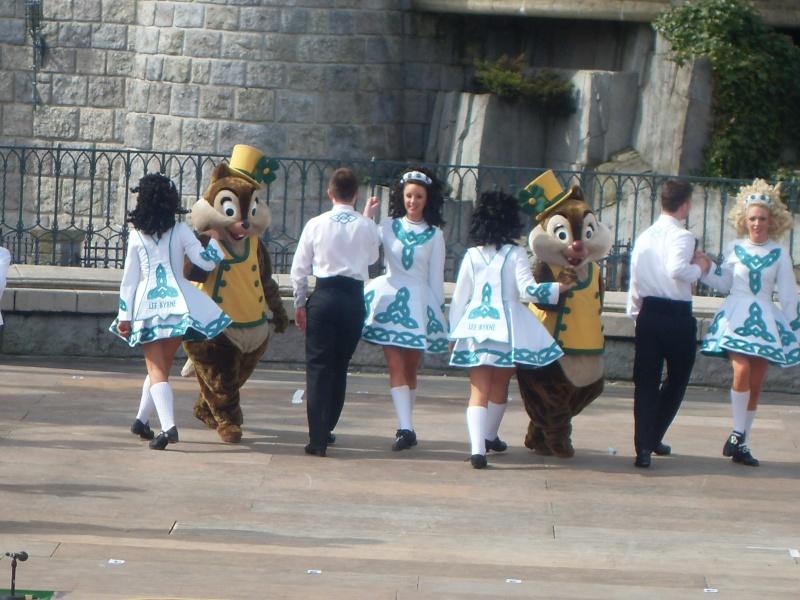 La St Patrick Day le 17 mars et le Welsh festival  (7 au 9 mars 2014) Sdc10312