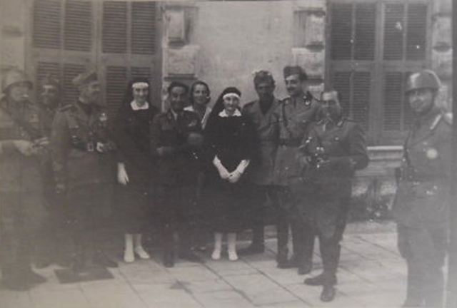 90e reggimento di fanteria  div cosséria verso mentone Menton12