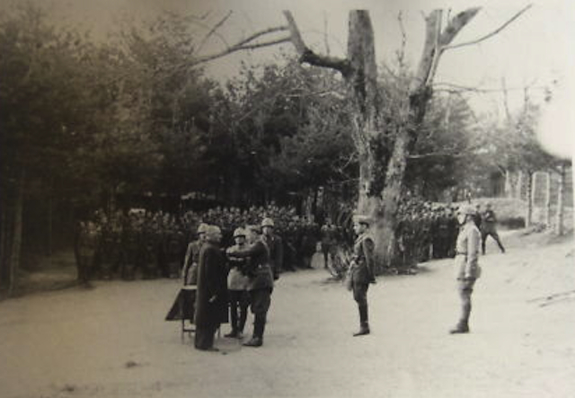 90e reggimento di fanteria  div cosséria verso mentone Menton15