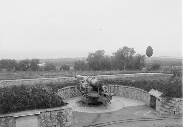 fortification au bord de la mer Niceci11
