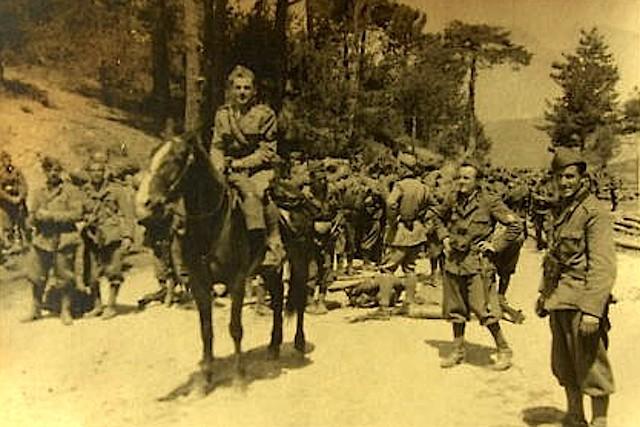 90e reggimento di fanteria  div cosséria verso mentone Verso_10