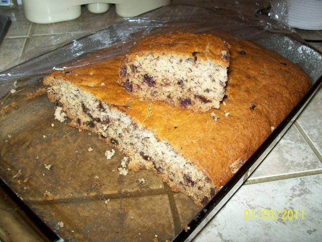 Gâteau aux bananes chocolaté Photon14