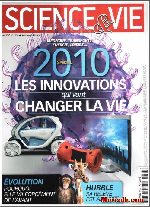 Science & Vie n°1108, Janvier 2010 61422-10