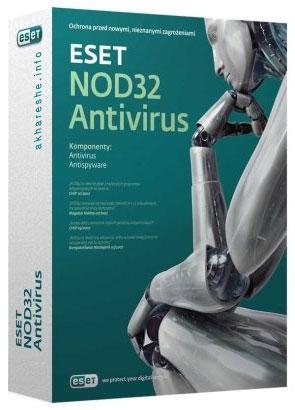 Eset Nod 32 Antivirus [FR+ Activator Nod32a10