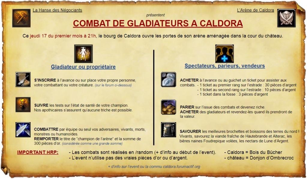 Jeux d'arène Combat10