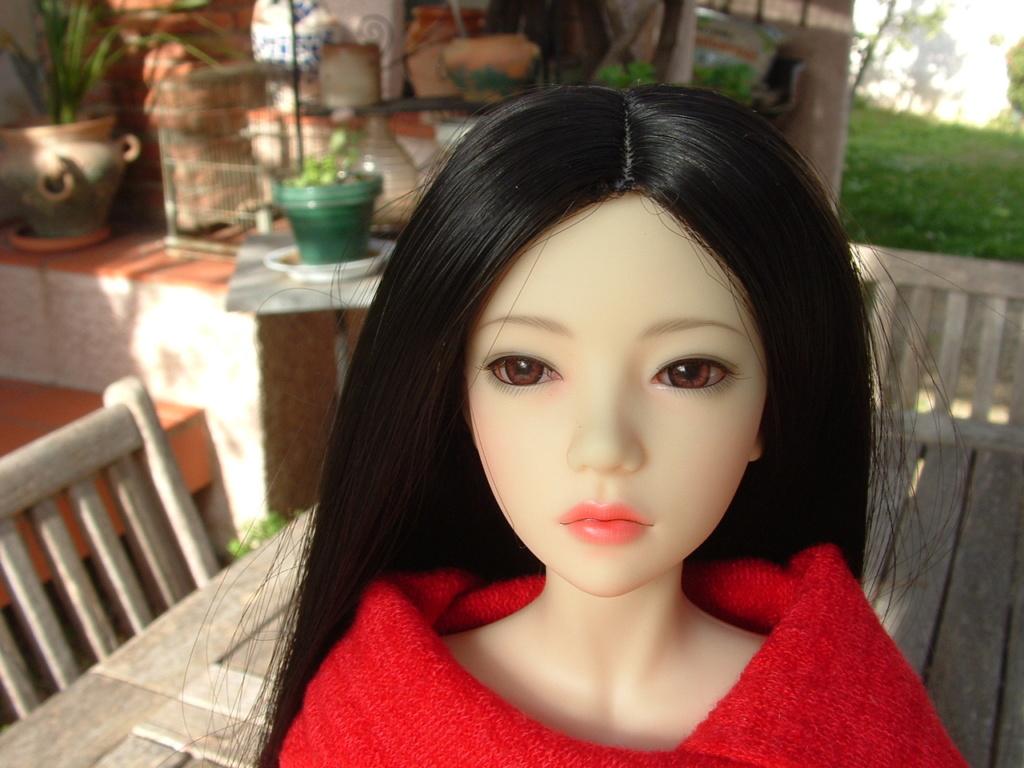 Je vous présente Mitsuko, ma belle Asa - première robe p 2 - autre tenue p 3 Dscf0441