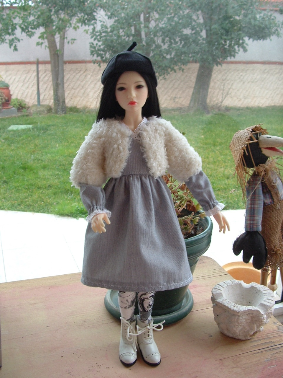 Je vous présente Mitsuko, ma belle Asa - première robe p 2 - autre tenue p 3 - Page 2 Dscf0442
