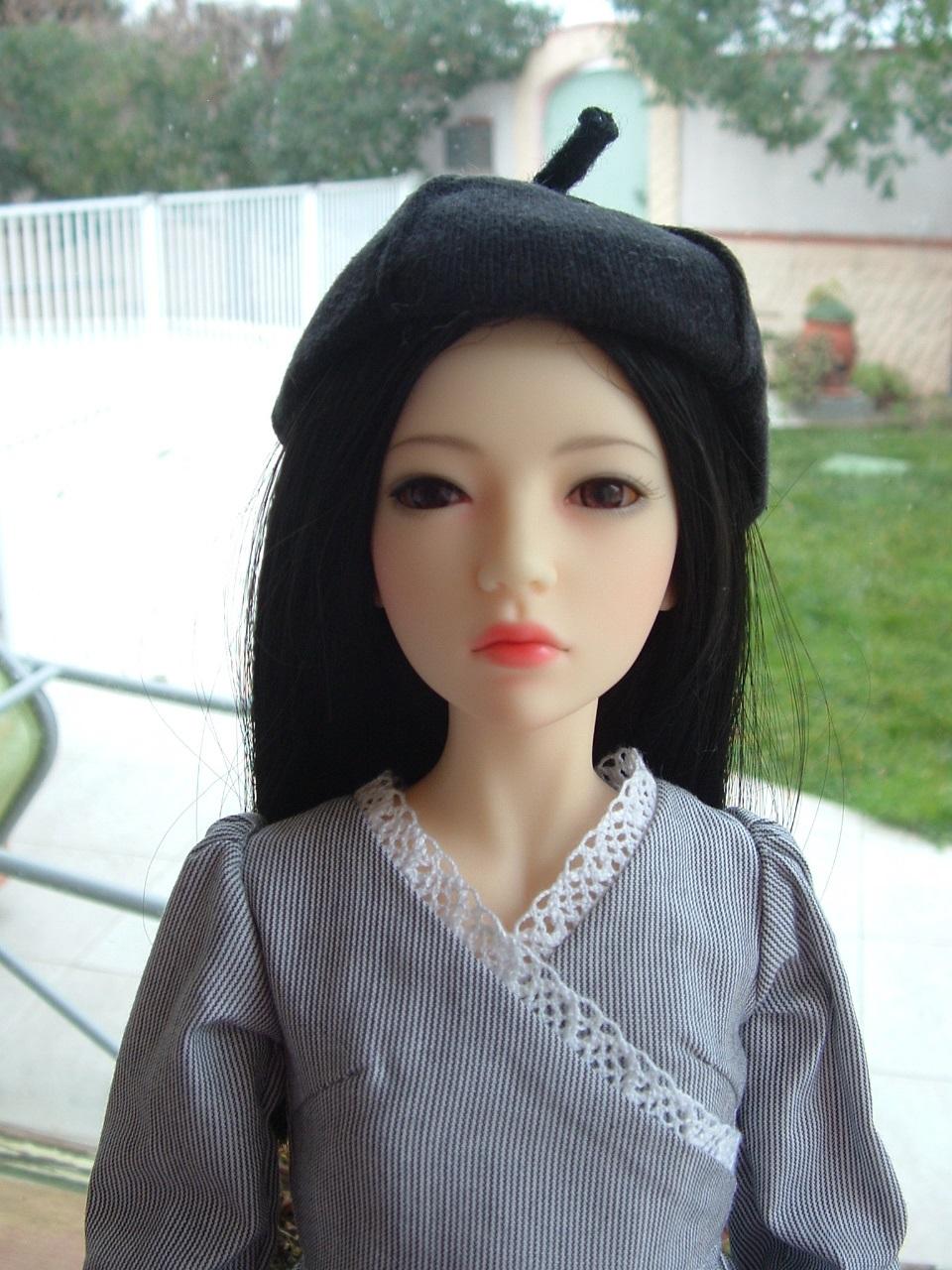 Je vous présente Mitsuko, ma belle Asa - première robe p 2 - autre tenue p 3 - Page 2 Dscf0445