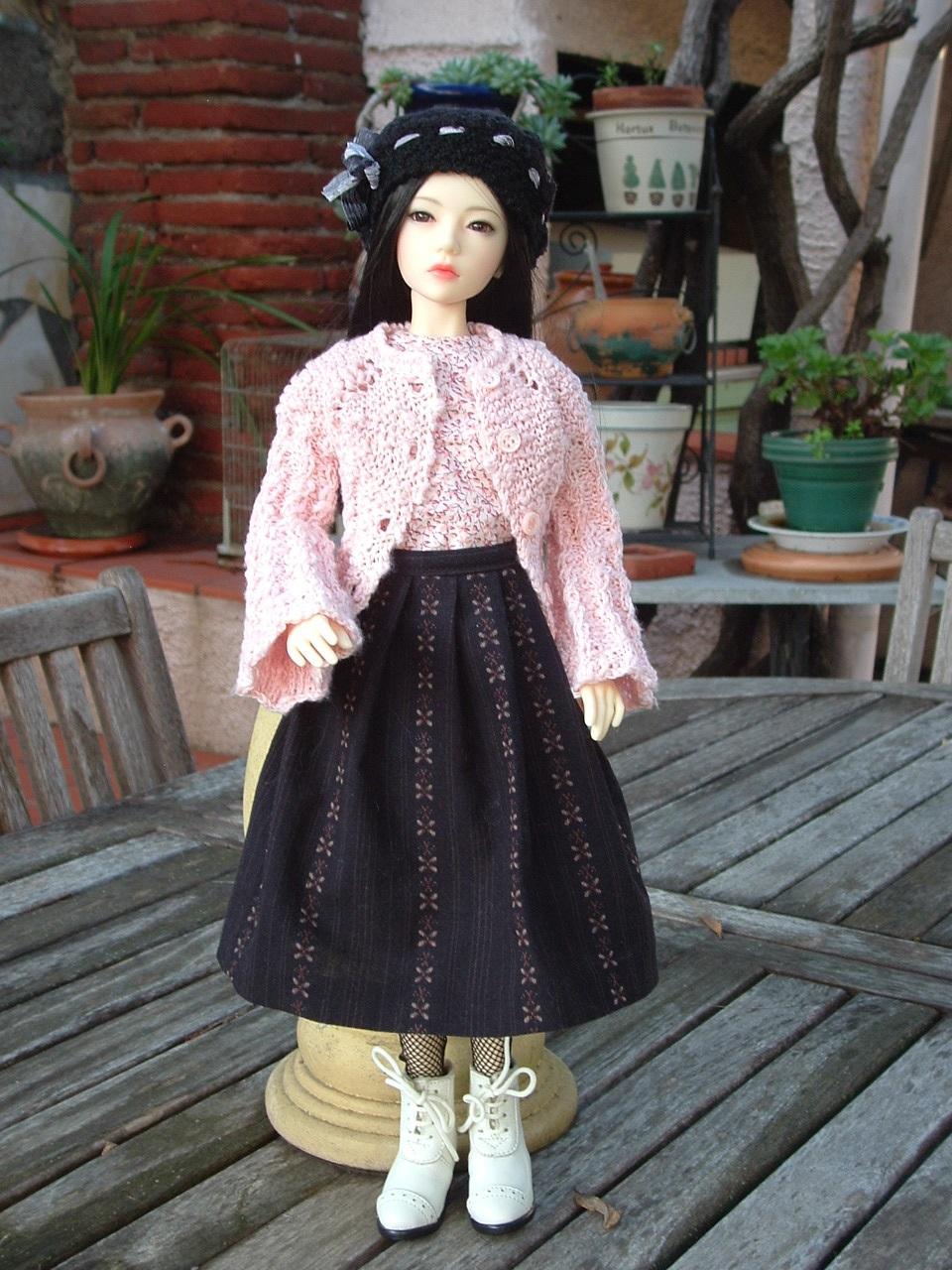 Je vous présente Mitsuko, ma belle Asa - première robe p 2 - autre tenue p 3 - Page 3 Dscf0448