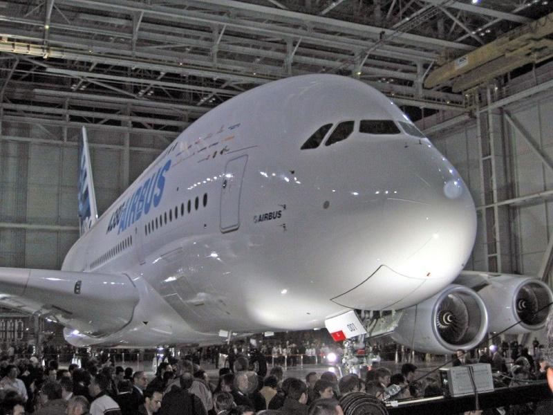เครื่องบิน Airbus A380 ของคนไทย? Airbus18