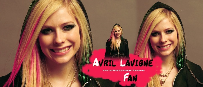 |'Avril Lavigne Fan'|