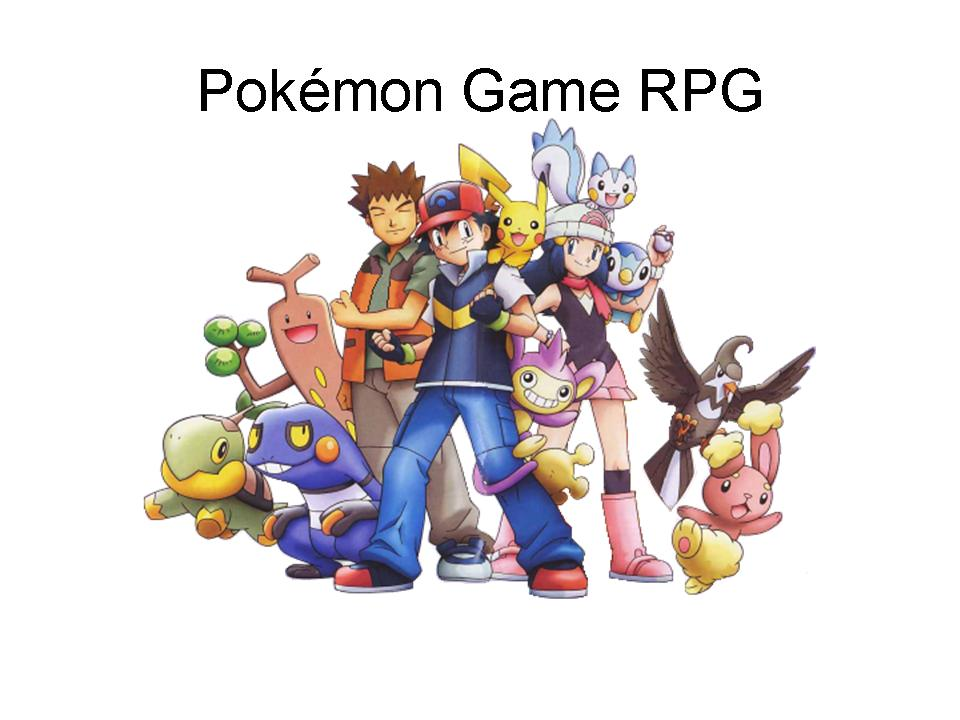 Pokémon Game RPG