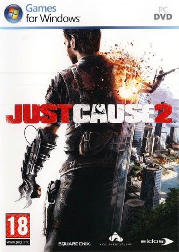 Just Cause 2 2010 تحميل لعبة الأكشن FOR PC 0bf99411