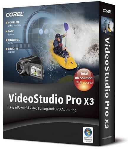 Corel VideoStudio Pro X3 13.00 برنامج يصنع التأثيرات والأصوات على الفيديو ليصبح فيلم 30wxjp10