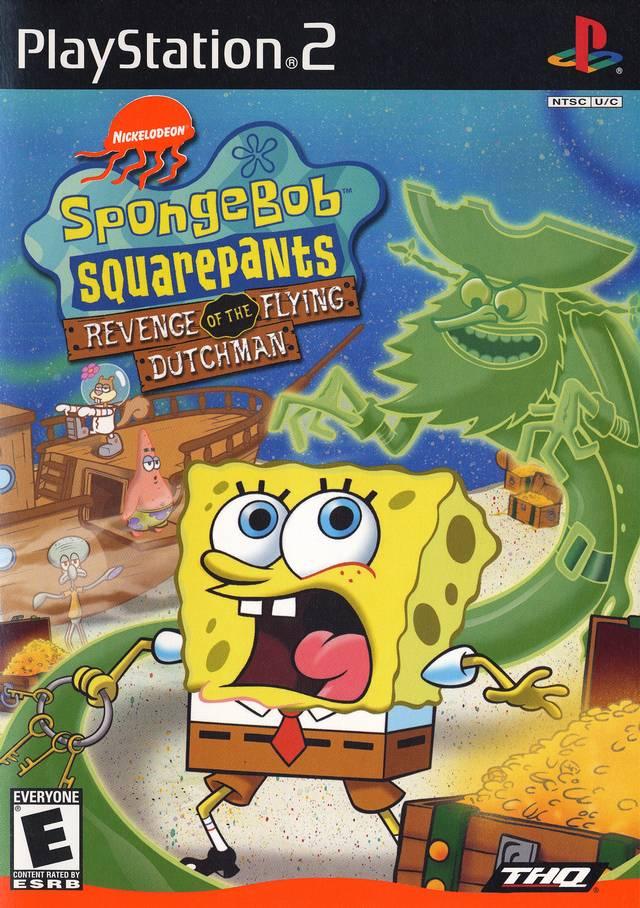 Spongebob Square Pants Revenge Of The Flying Dutchman تحميل لعبة for PS2 (play staition 2) 56307410
