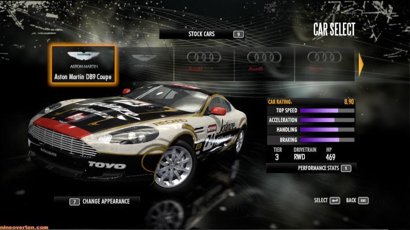 Need For Speed Shift 2010 تحميل لعبة نييد فور سبيد 610
