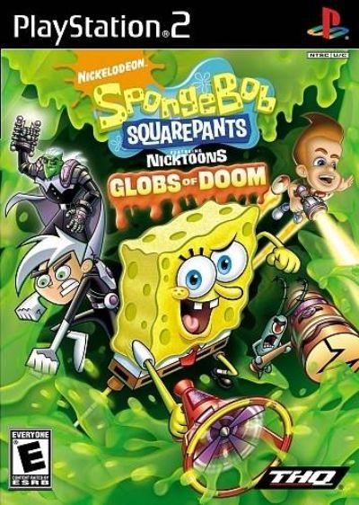SpongeBob feat Nicktoons Globs of Doom تحميل لعبة for ps2 (play staition 2) 75291910