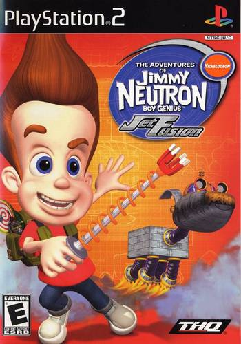 jimmy neutron jet fusion تحميل لعبة for ps2 (play staition 2 game) 7ec0aa10