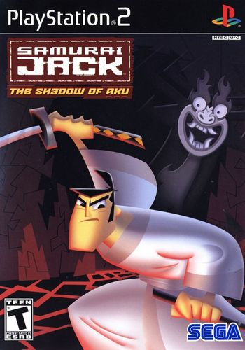 SAMURAI JACK SHADOW OF AKU تحميل لعبة  for ps2 (play staition 2 game) A7c86710