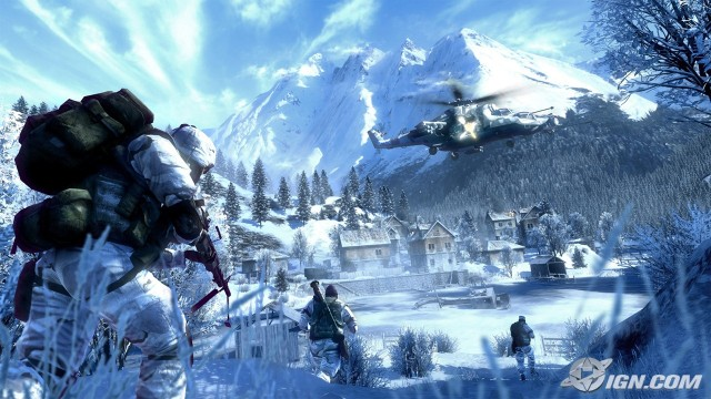 Battlefield Bad Company 2 تحميل لعبة الحروب FOR PC Battle17
