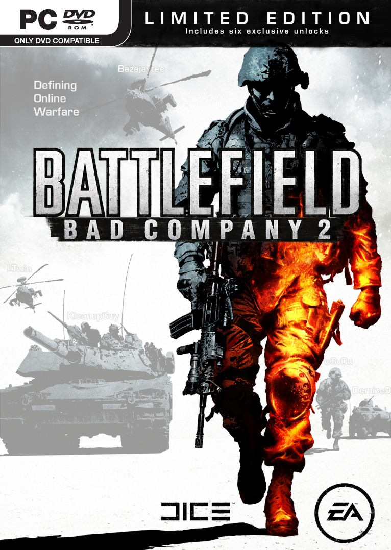 Battlefield Bad Company 2 تحميل لعبة الحروب FOR PC Bfbc2p11