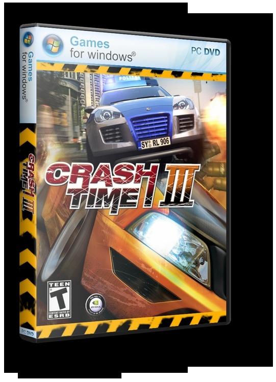 Crash Time 3: Highway Nights تحميل لعبة السيارات FOR PC Bg7fr810