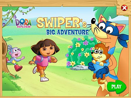 Dora The Explorer: Swiper's Big Adventure! تحميل لعبة الغامرات for pc Dorath10