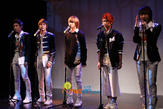 [03.03.10] Début ShowCase + Single's cover 20100317