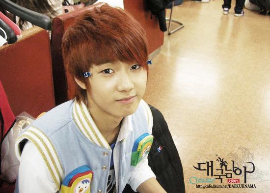 [12.03.10] Music Bank Backstage K0lllg11