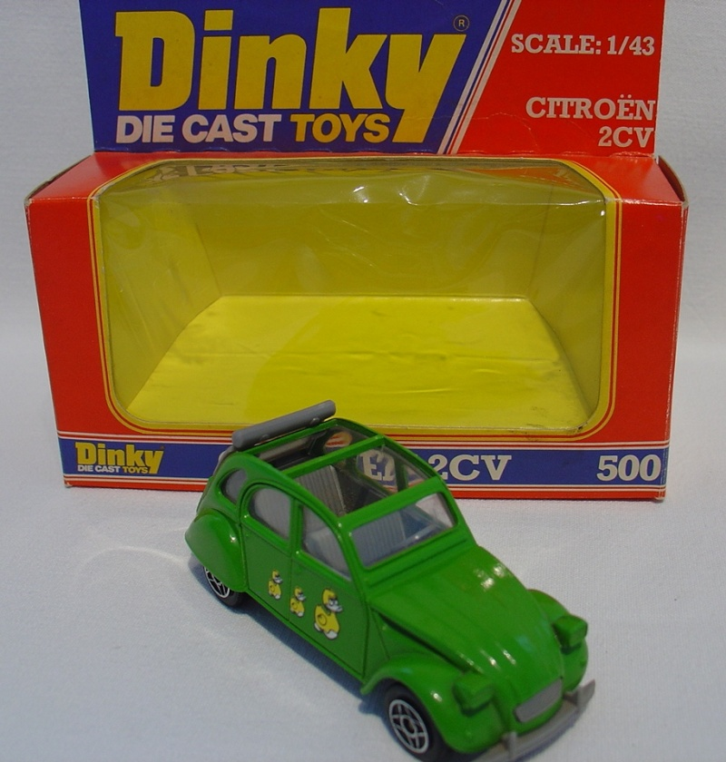 1401 Dinky Solido Cougar 2CV Dsc01710