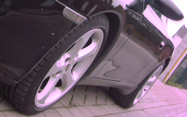Pneus hiver Porsche 911 996 997 Boxster Cayman Sl702013