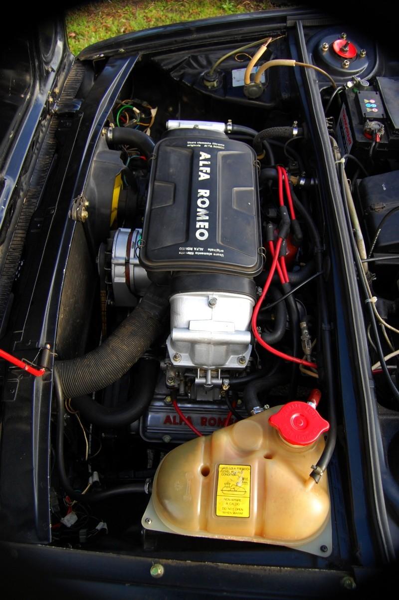 mon Alfasud Sprint 1984 QV Moteur10