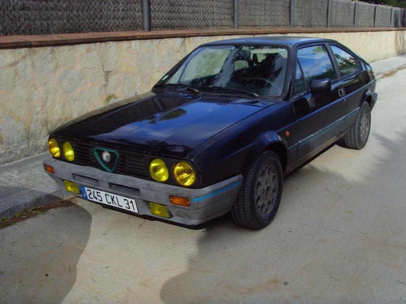 mon Alfasud Sprint 1984 QV Snv35110