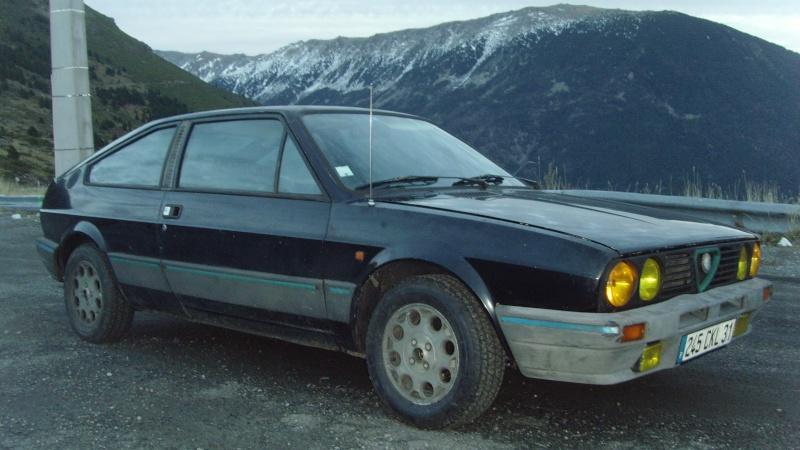 mon Alfasud Sprint 1984 QV Snv35210