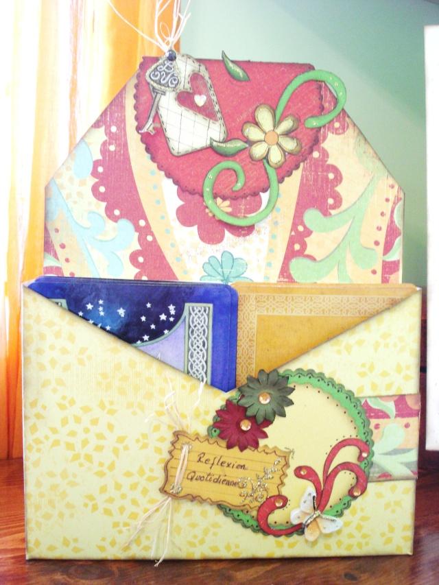 couverture d'album, porte carte, carnet d'écriture ...1 mai 2010 Dsc07511