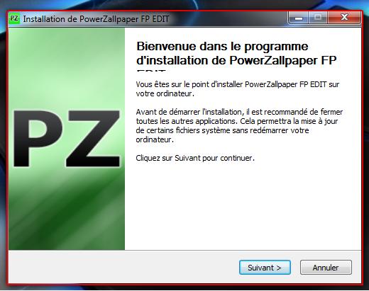 Problème de génération d'un installeur [ RESOLU ] Sz214