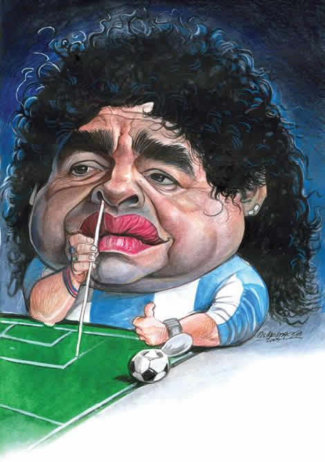 Карикатури на футболисти 112