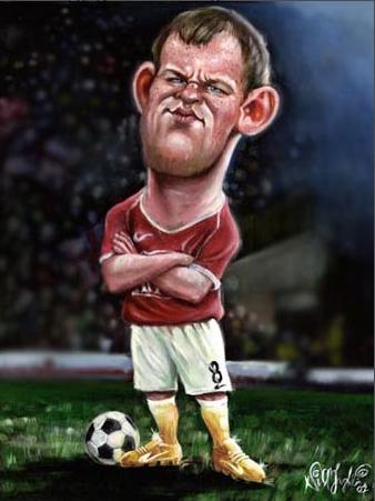 Карикатури на футболисти Wayne_10