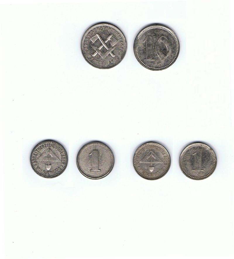 Monnaie ARBEITSERZIEHUNGSLAGER WILSTRASSE Arbeit11