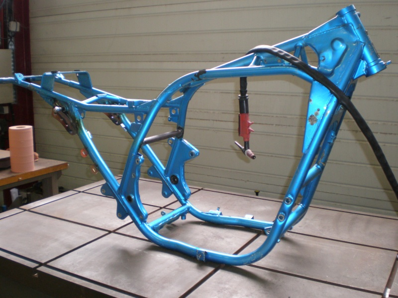 Replique de Replica 1135 FRED' projet P1220115