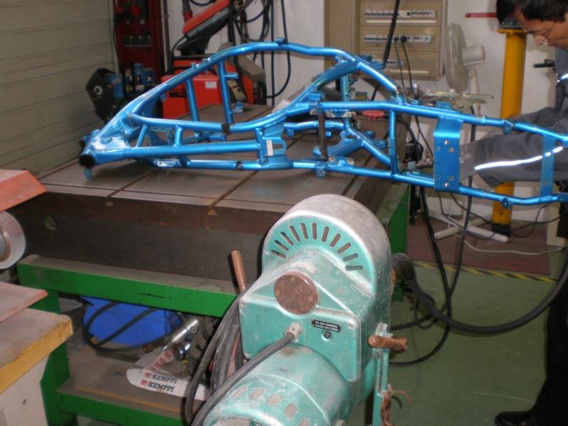 Replique de Replica 1135 FRED' projet P1220117