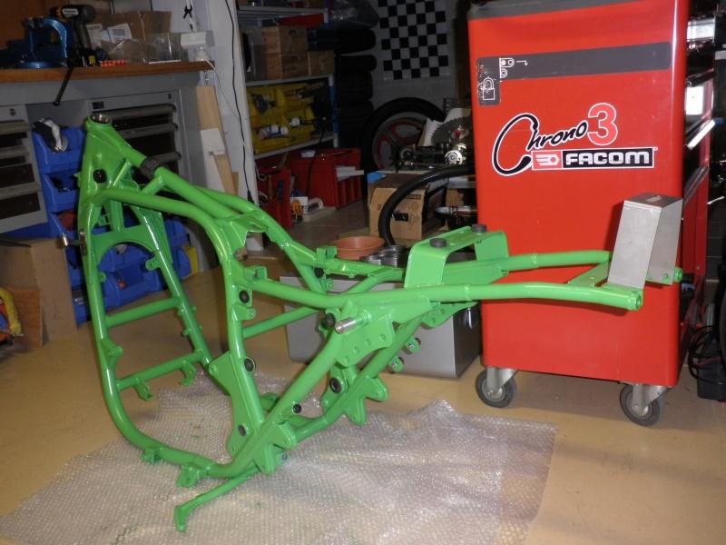 Replique de Replica 1135 FRED' projet P2240110