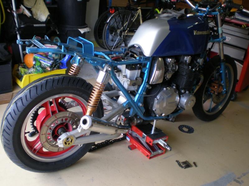 Replique de Replica 1135 FRED' projet P5080120
