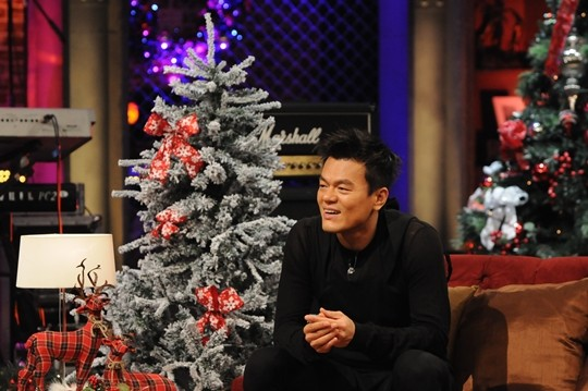 [JYP-2AM] Who would Park Jin Young choose to give JYP Entertainment to? 20101216