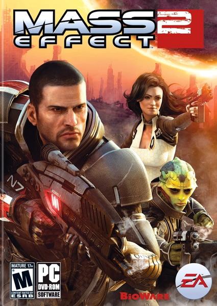 Mass Effect 2 (RUS)RePack 47cffb10