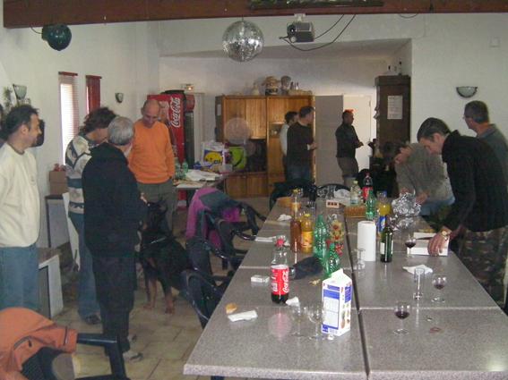 Photos et Films Villecroze 31/1/10 Acte I Sany0610