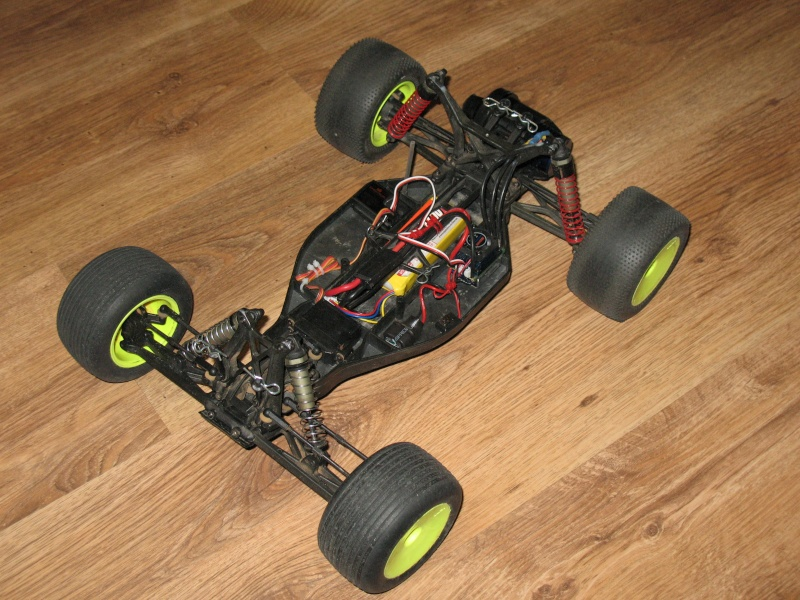 Team Associated RC10T4 Brushless Photo147